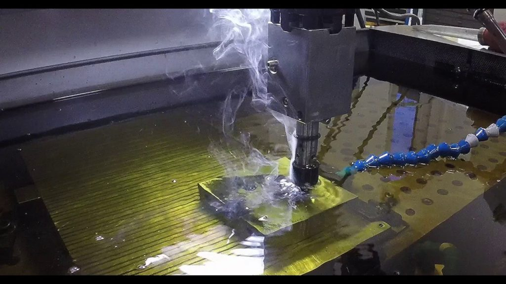 injection molding applications of electrical discharge machining
